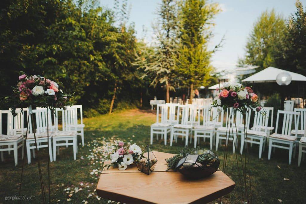 сватба мавруда градина ресторант пловдив
